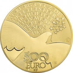 Франция, 500 евро, аверс