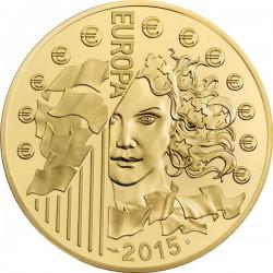 Франция, 5 евро, реверс
