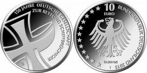 Germany 2015 10 euro DGzRS