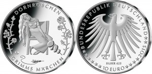 Germany 2015 10 euro Grimms
