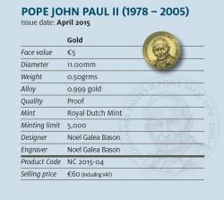 Malta John Paul II