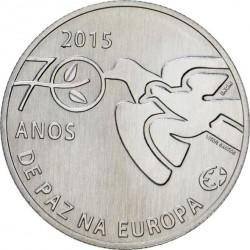 Португалия, 2,5 евро (Cu-Ni). реверс