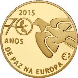 Португалия, 2,5 евро (Au 999). реверс