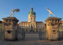 Schloss Charlottenburg. Berlin