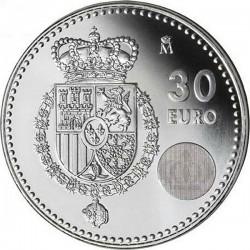 Spain 2014. 30 euro. Felipe VI