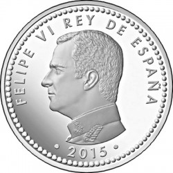 Испания, 10 евро, аверс