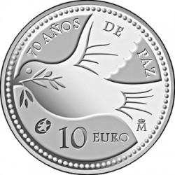 Испания, 10 евро, реверс