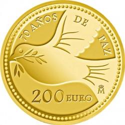 Испания, 200 евро, реверс