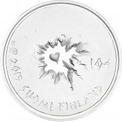 Finland 2015. 10 euro. Sisu obv