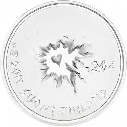 Finland 2015. 20 euro. Sisu obv