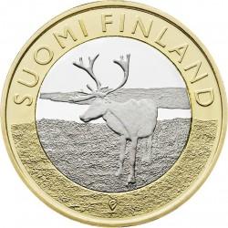 Finland 2015. 5 euro. Lapland