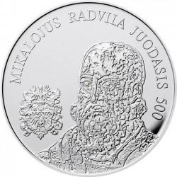 Lithuania 2015. 20 euro. Mikolaj Radziwill