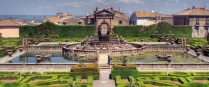 Villa Lante fontane