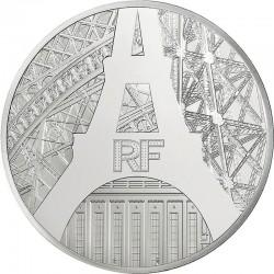 50 евро (Ag 925), аверс