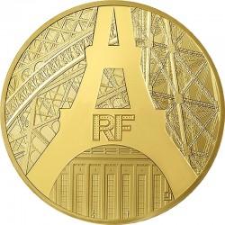50 евро (Au 999), реверс