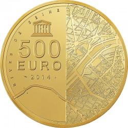 500 евро, реверс