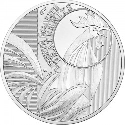 France 2015. 10 euro. Coq