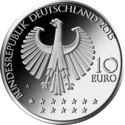 Germany 2015. 10 euro. Bismarck
