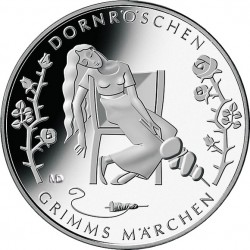 Germany 2015. 10 euro. Grimms