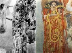Klimt. Medicine
