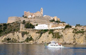 Ibiza old town (Dalt Vila)