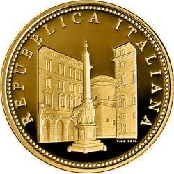 Italy 2014. 50 euro. fauna
