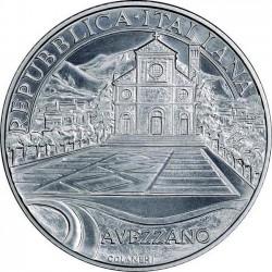 Italy 2015. 5 euro. Avezzano