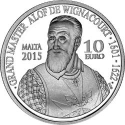 Malta 2015. 10 euro. Aqueduct