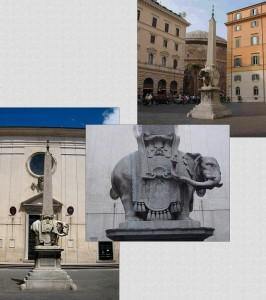 Площадь Минервы (Piazza della Minerva)