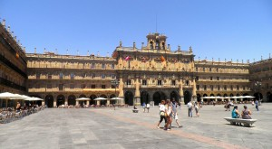 Salamanka. Plaza Mayor