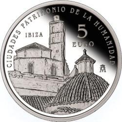 Spain 2015. 5 euro. Ibiza