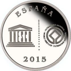 Spain 2015. 5 euro. Patrimonio