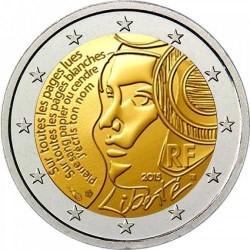 2 euro France 2015 Fete