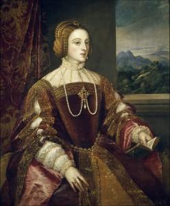 Isabella of Portugal (Tiziano, 1548)