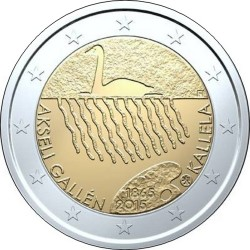 2 euro fin 2015 Kellela