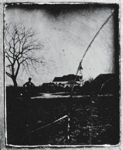 Cerklje na Gorenjskem 1860 by Puhar