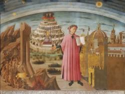 Dante Divine Comedy Domenico di Michelino