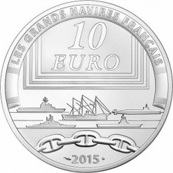 France 2015. 10 euro. Colbert