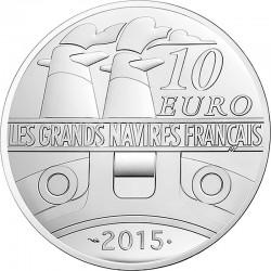 France 2015. 10 euro. Gironde