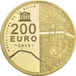 200 евро, реверс