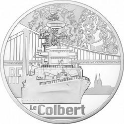 France 2015. 50 euro. Colbert (Ag 950)