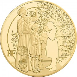 50 евро (Au 920), аверс