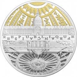 10 евро (Ag 925), аверс
