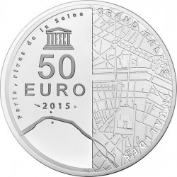 10 евро (Ag 925), реверс