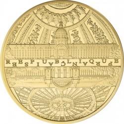 10 евро (Au 999), аверс
