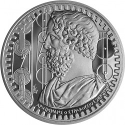 Greece 2015. 10 euro. Archimed