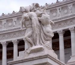 Monumento Il Sacrifcio Roma