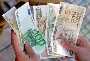 euro drachma