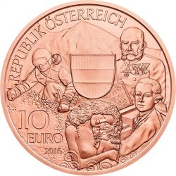 10 евро (Cu), аверс
