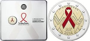 2 euro France 2014 AIDs